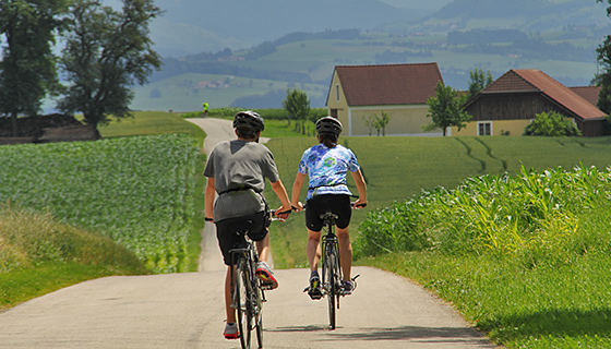 Czech Republic & Austria Family Biking